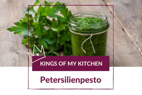 Rezept: Petersilienpesto